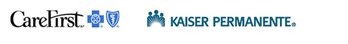 Individual and Family Plan Logos | Carefirst, Kaiser Permanente