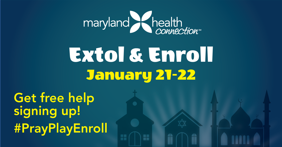 Extol and Enroll Event Graphic